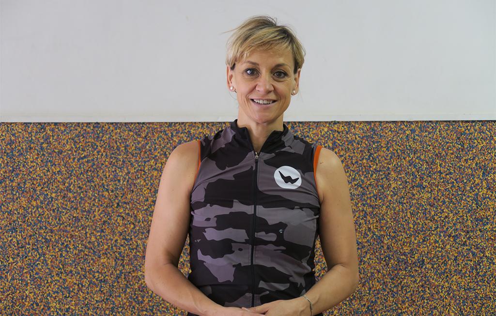 Alicia Elizalde, campeona mundial de patinaje