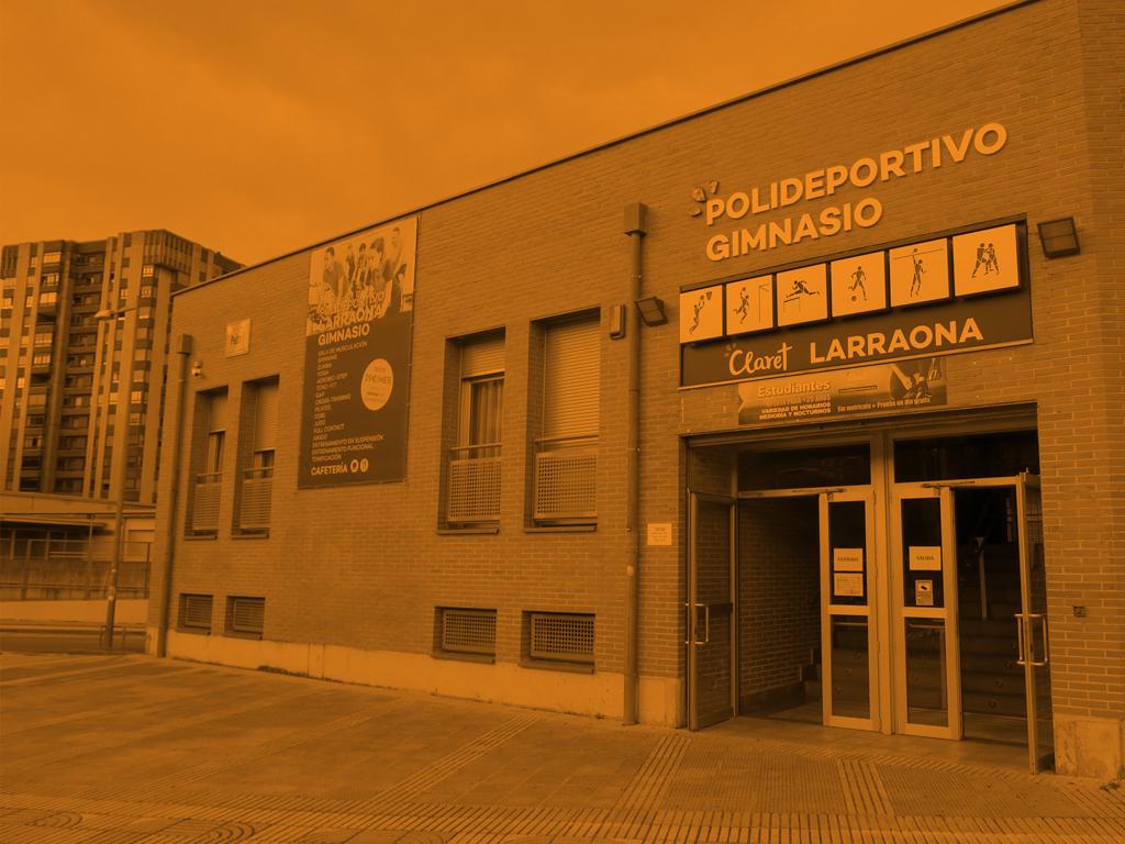 Comunicado oficial Polideportivo Larraona