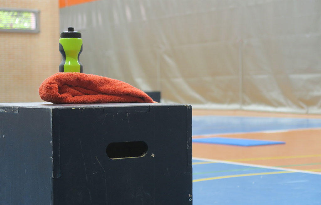 gimnasio polideportivo